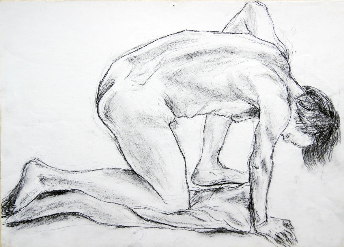 Man by Alix Fresson