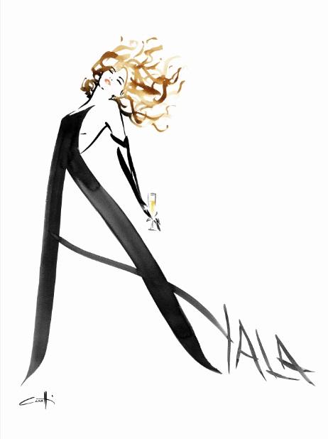 Ayala by Michel Canetti