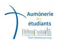 Logo Aumônerie des étudiants Saint-Germain-en-Laye